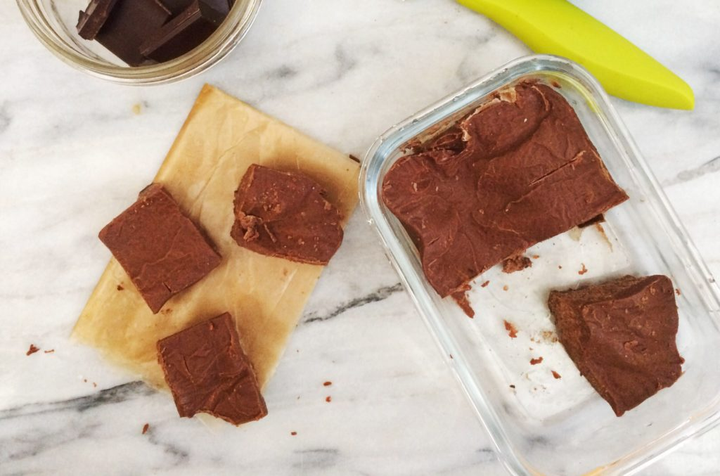 Super Easy Keto Fudge | Low carb, sugar free, nut free, vegan