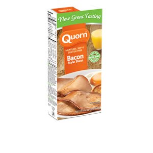 Low Carb Fake Meat | Quorn Bacon