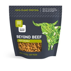 The Best Gluten Free Low Carb Meat Substitutes   Beyond Meat Beyond Beef Crumble