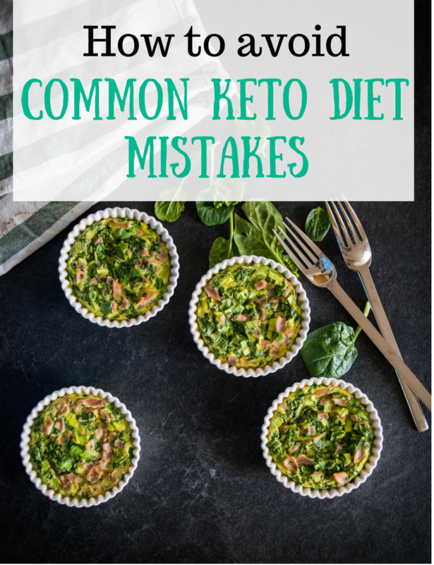 How to Avoid Common Keto Diet Mistakes | Meat Free Keto - This guest post by the creator of the Keto Summit helps you thrive on a vegan keto diet!