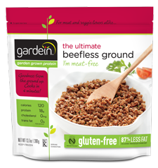 The Best Low Carb Meat Substitutes | Gardein Beefless Ground