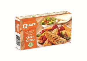 Low Carb Fake Meat | Quorn Chik'n Cutlets
