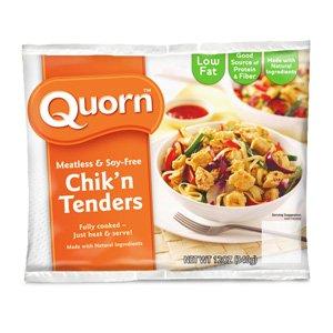 Low Carb Fake Meat   Quorn Chik'n Tenders